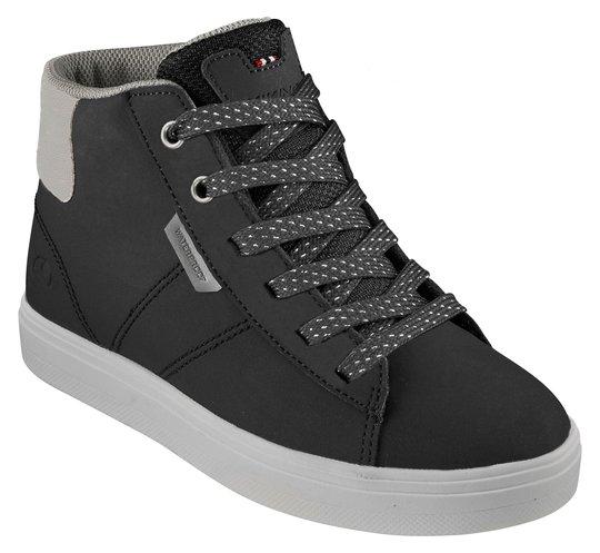 Viking Anna Mid WP Sneaker, Black, 30