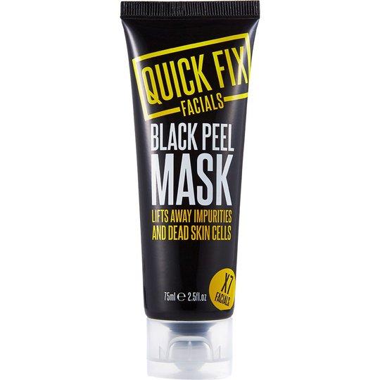 Black Peel Mask, 75 ml Quick Fix Kasvonaamio