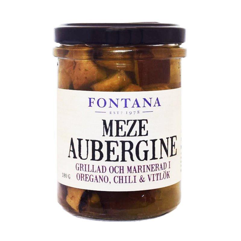 Inlagd Aubergine 180g - 61% rabatt