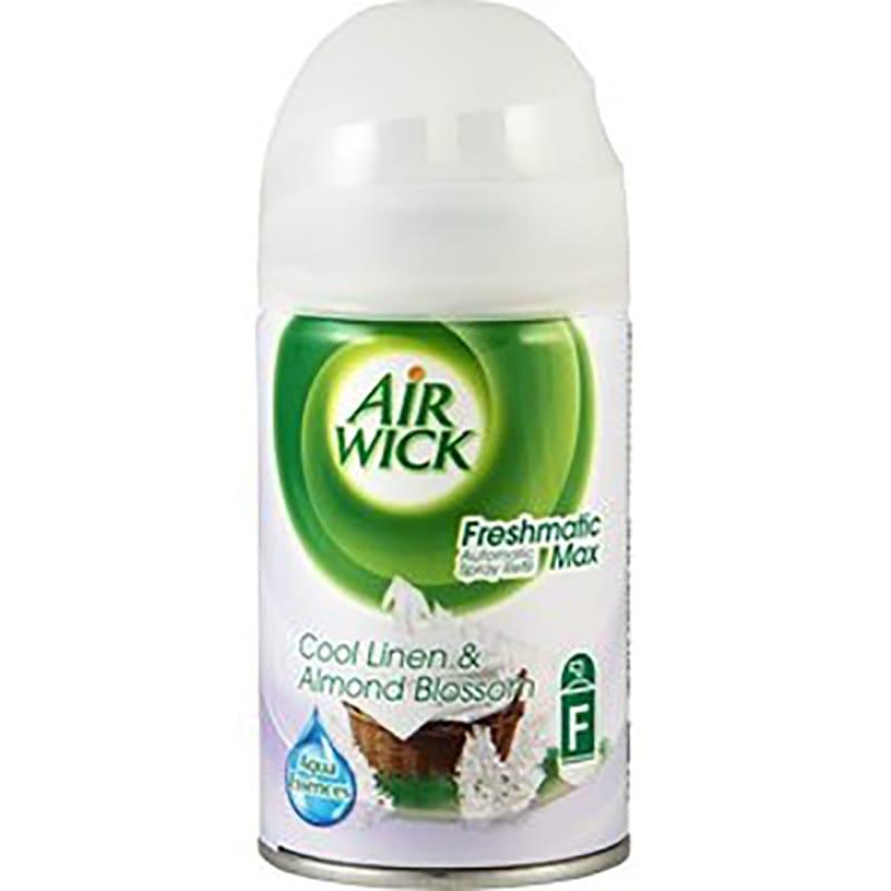 Air Wick Freshmatic Refill 250 ml Cool Linnen