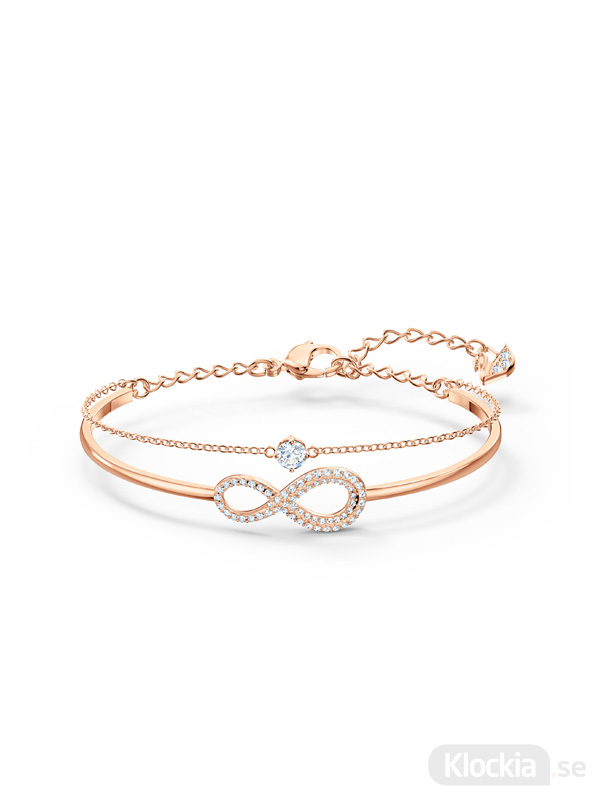 Damsmycke Swarovski Armband Infinity