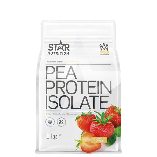Pea Protein Isolate, 1 kg