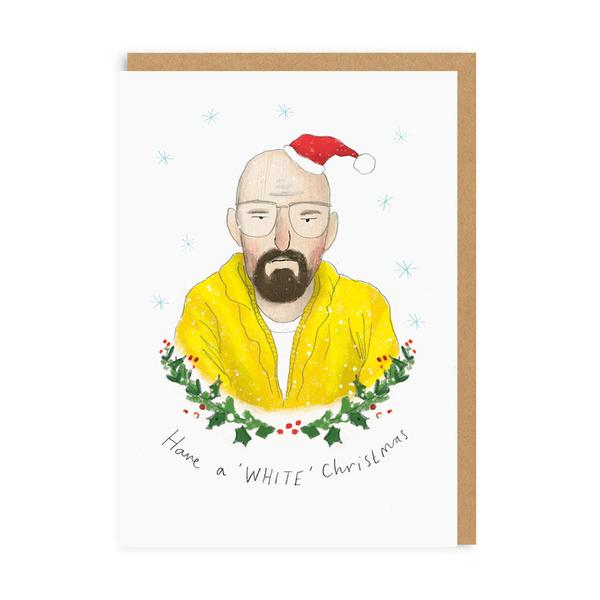 Have a 'White' Christmas Greeting Card