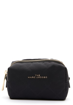 The Marc Jacobs Small Cosmetic 001 Black One size