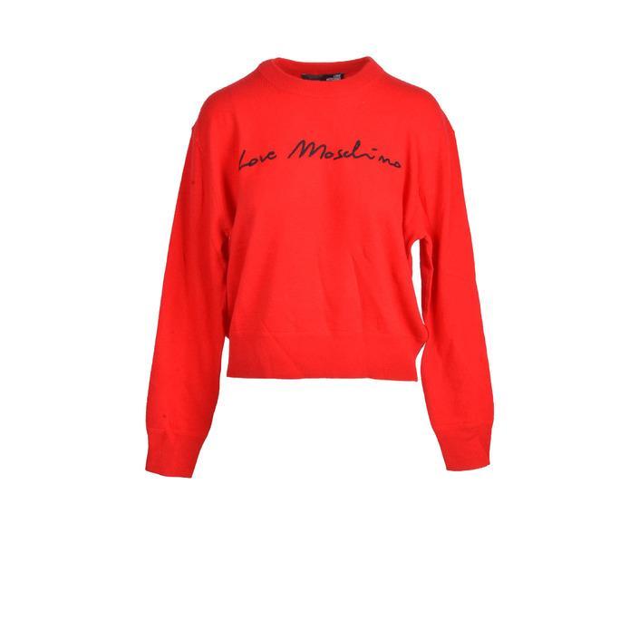 Love Moschino Women's Sweatshirts Red 322241 - red 38