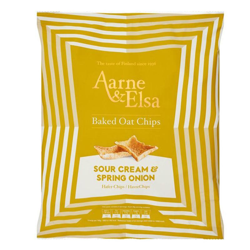 Chips Sour Cream & Spring Onion - 67% rabatt