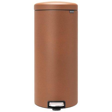 NewIcon Pedalbøtte Mineral Cinnamon 30 liter
