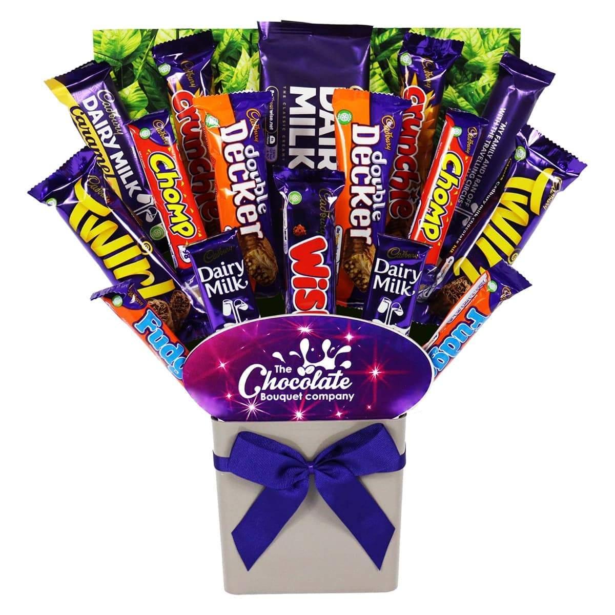 The 'Cadbury Variety' Chocolate Bouquet