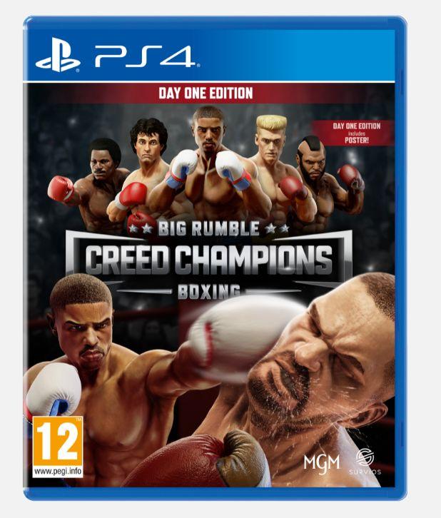 Big Rumble Boxing: Creed Champions (Day 1 Edition)