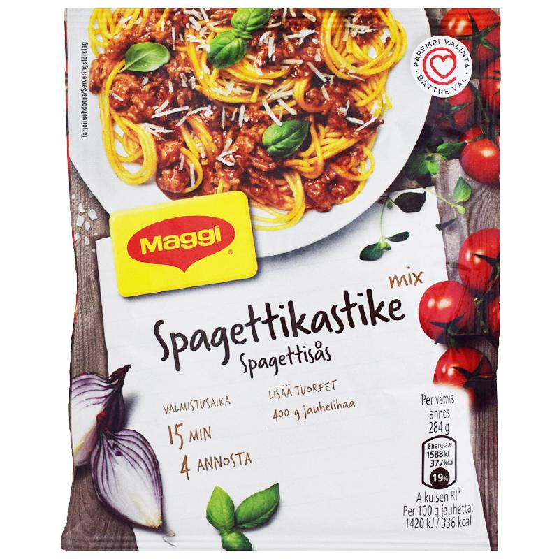 Matlagningsmix Spagettisås 64g - 23% rabatt