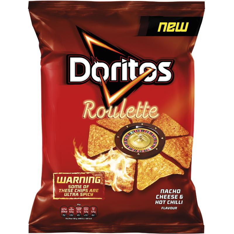 """Snacks """"Roulette"""" 170g - 68% rabatt"""