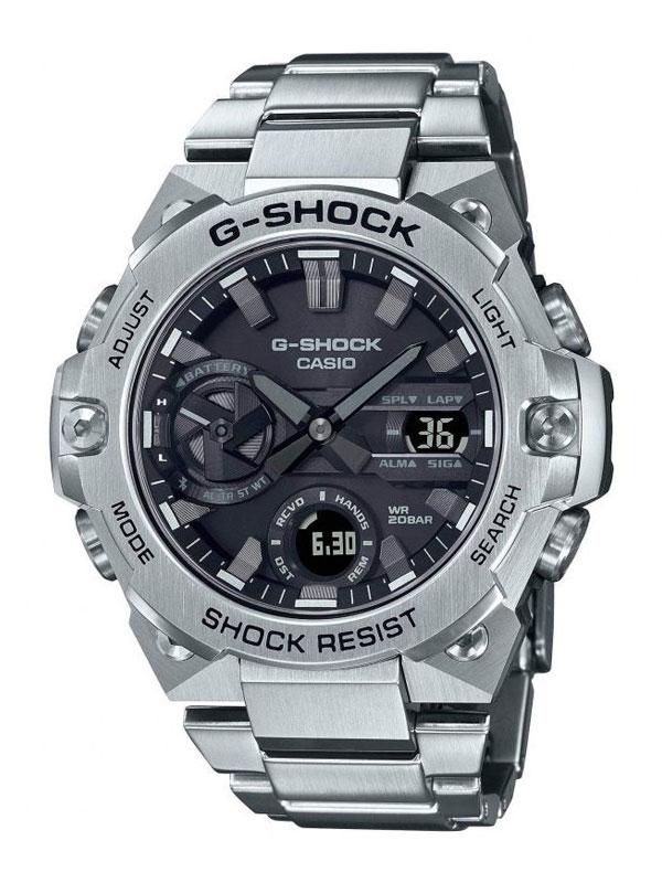 CASIO G-Shock G-Steel Bluetooth GST-B400D-1AER - Herrklocka