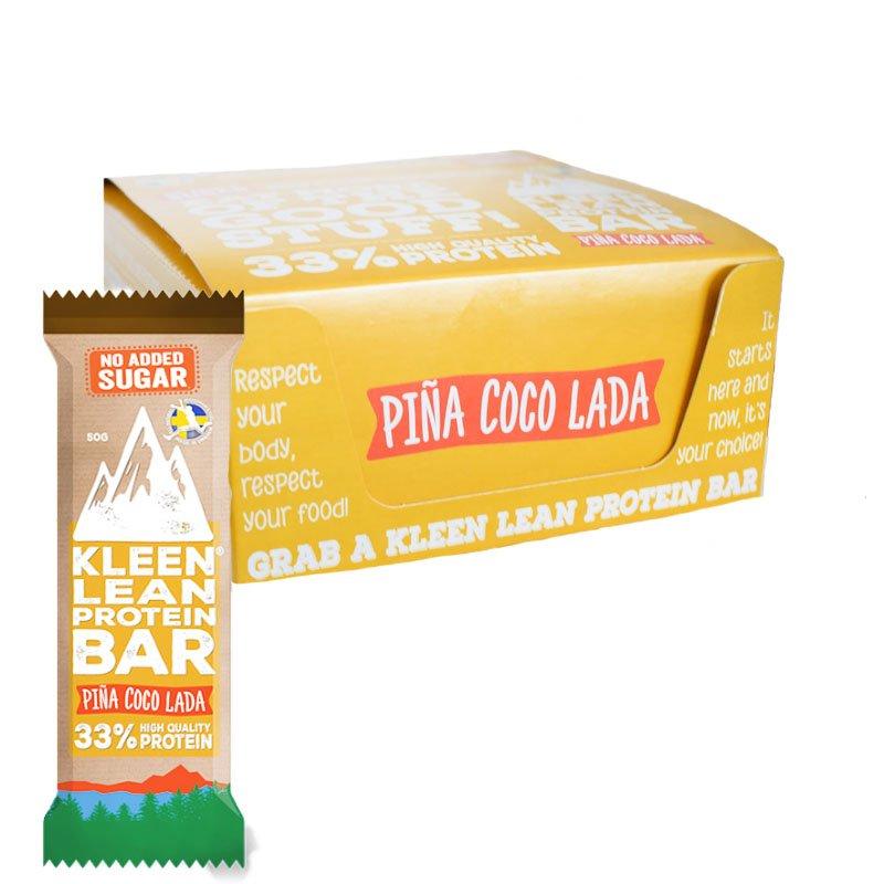 Proteiinipatukoita Piña Coco Lada 12kpl - 55% alennus