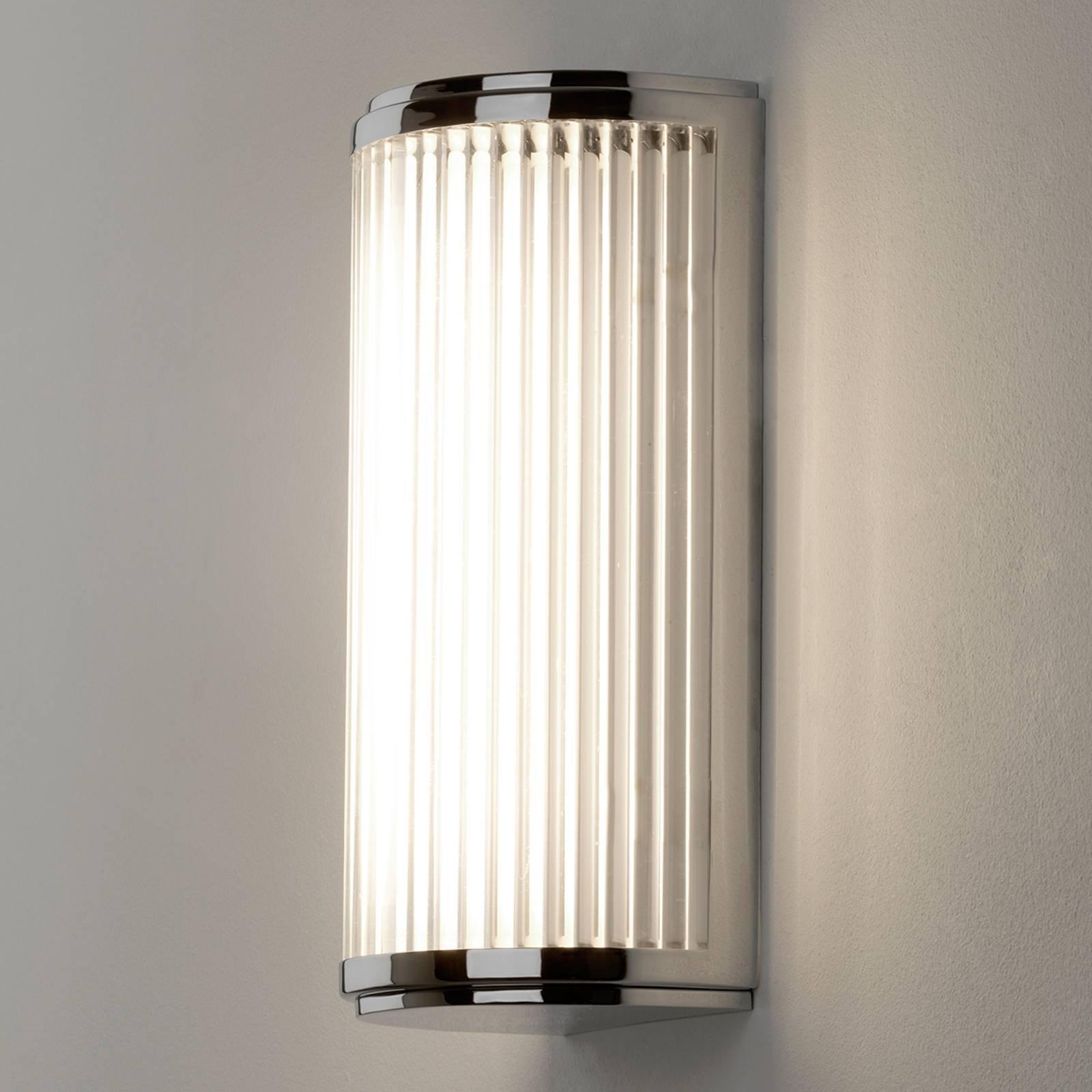 Rillet, enkel LED vegglampe Versailles