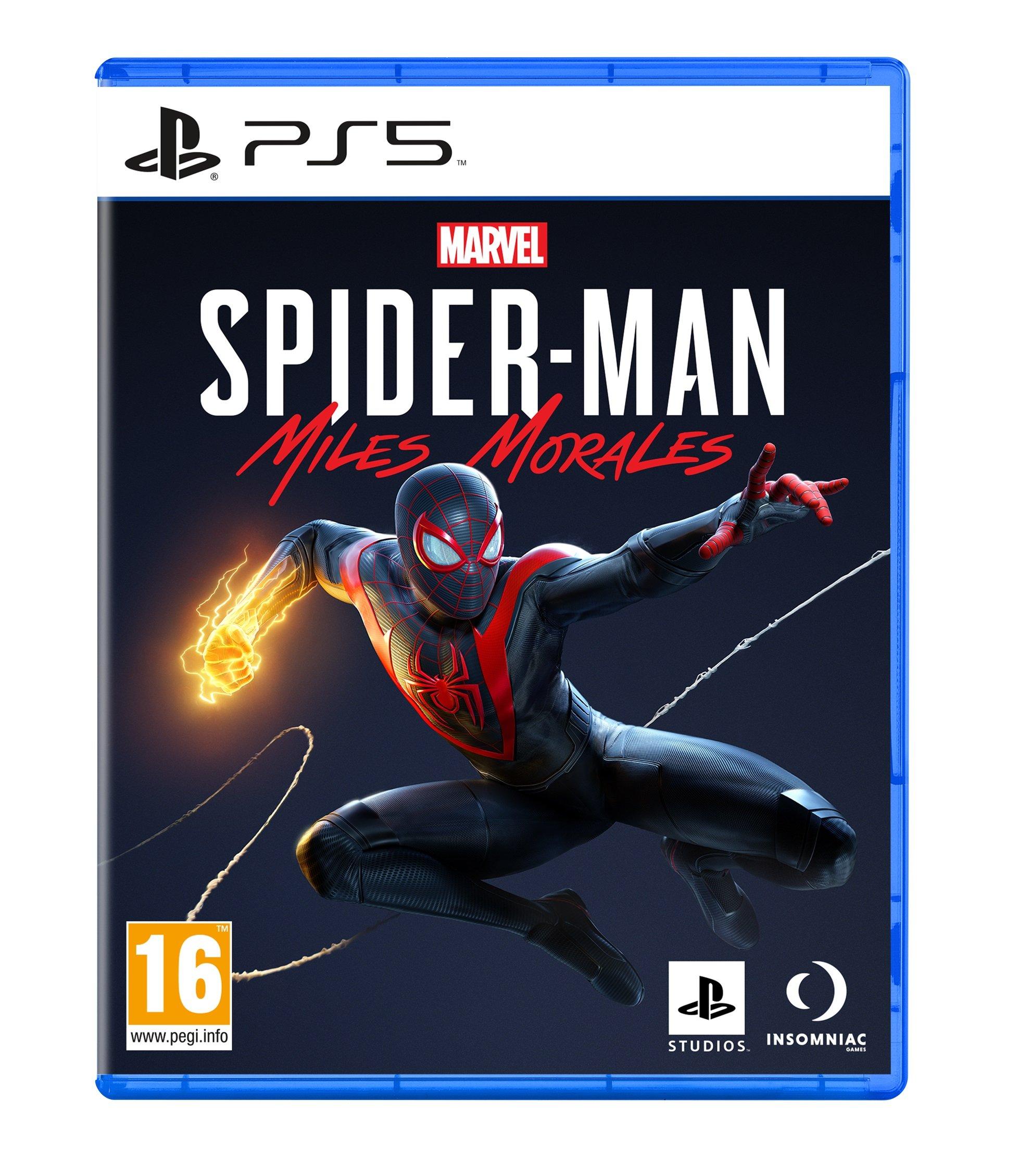Marvel Spider-man Miles Morales (Nordic)