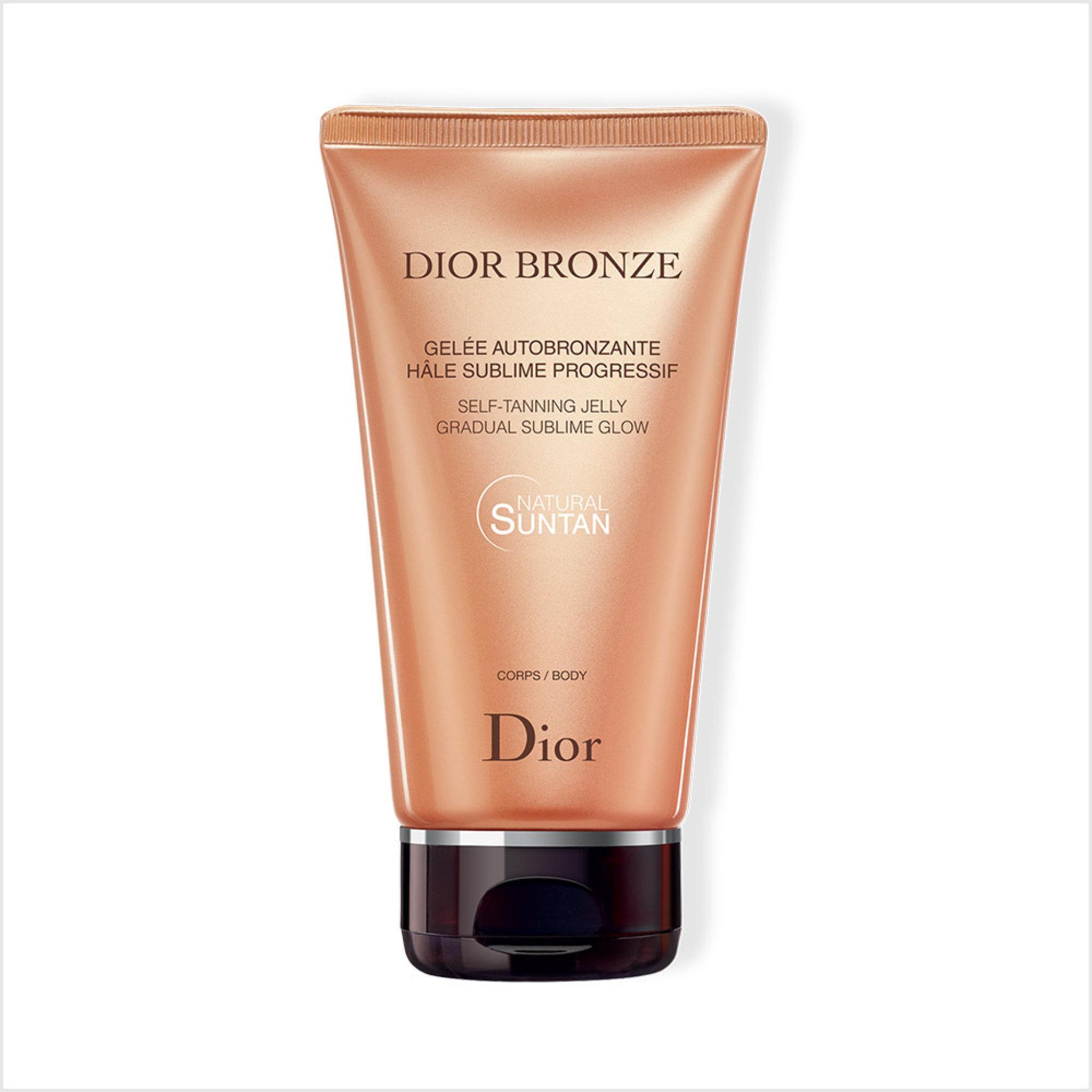 Dior Bronze Self Tanning Jelly Body, 150 ML