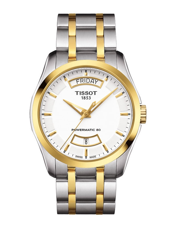 Tissot Couturier T035.407.22.011.01