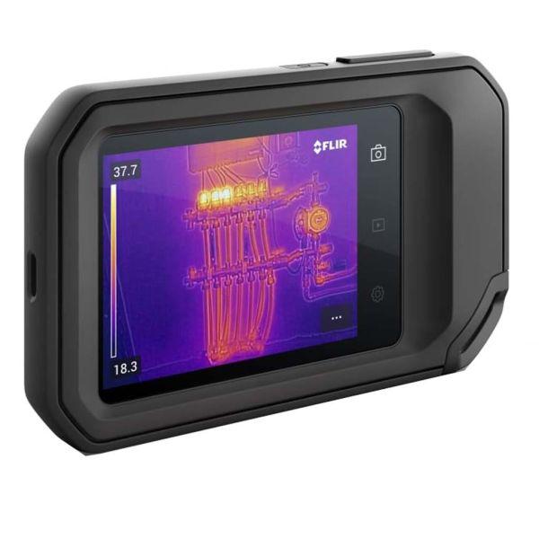 Flir C5 Lämpökamera 3,5 tuuman integroitu kosketusnäyttö
