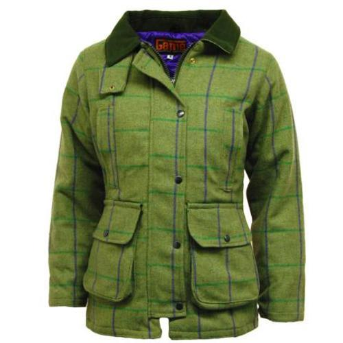 Game Technical Apparel Women's Jacket Various Colours Tweed Jkt - Abby (Purple Lining) 8