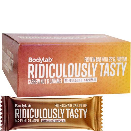 Proteinbars Cashew & Karamell 12-pack - 50% rabatt
