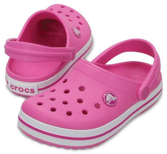 Crocs Crocband Clog, Party Pink Str 23-24