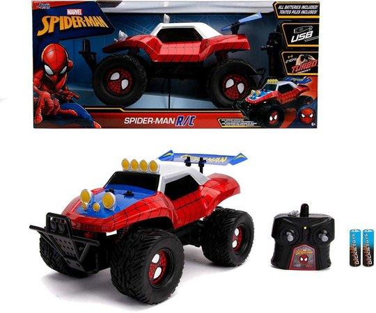 Marvel Spider-Man Radiostyrt Bil RC Buggy