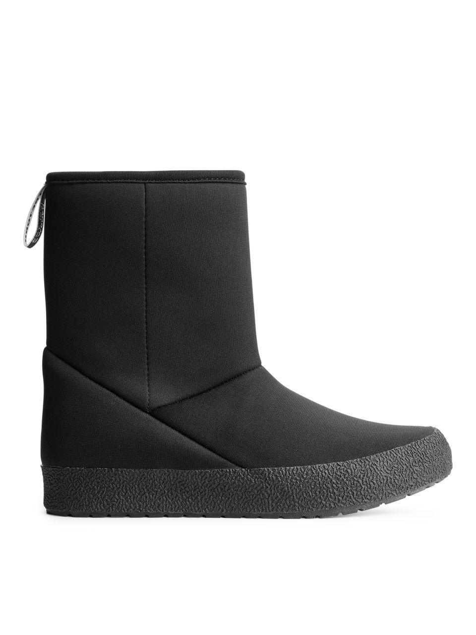 Tretorn Baffle Boots - Black