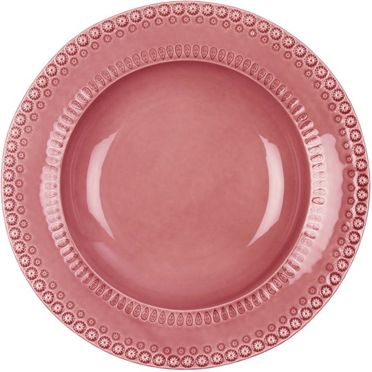 PotteryJo Daisy Pastatallrik 35 cm Rose