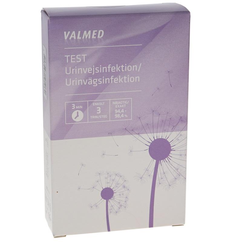 Urinvägsinfektionstest 3-pack - 50% rabatt