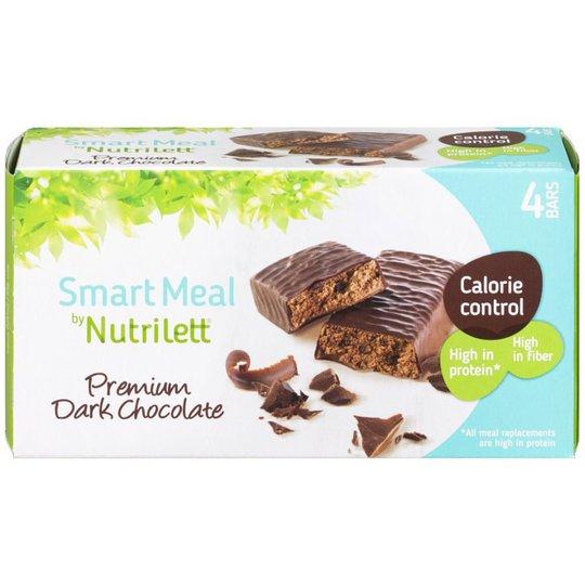 Måltidsersättningsbars Mörk Choklad 4-pack - 40% rabatt