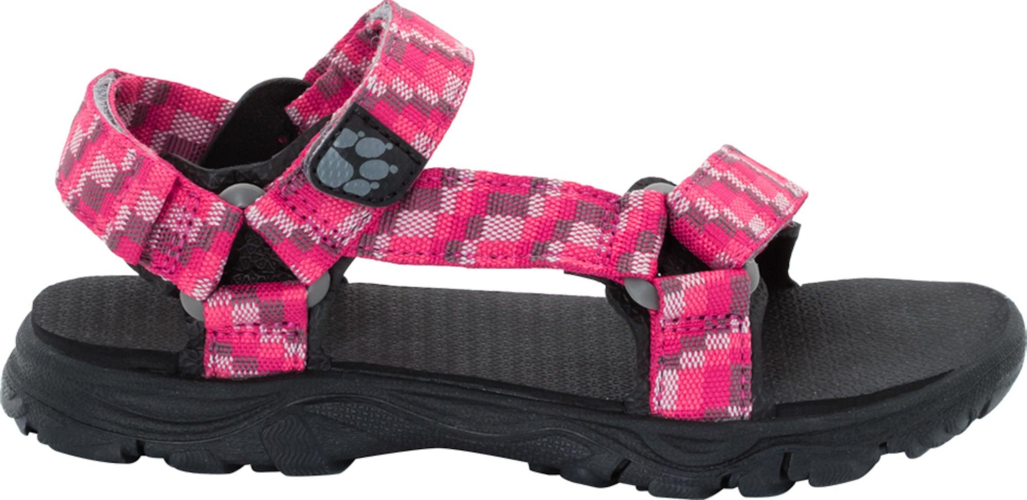 Jack Wolfskin Seven Seas Sandal, Tropic Pink 29