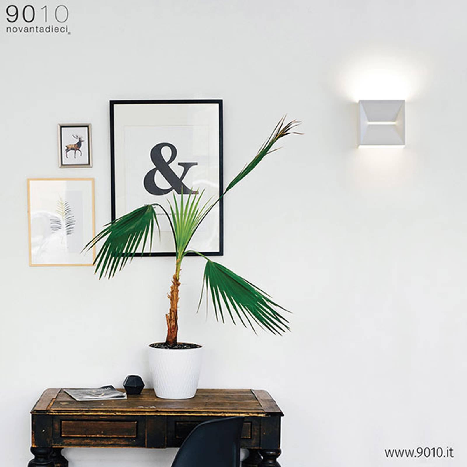LED-designer-vegglampe 2511, 2 700 K, dimbar