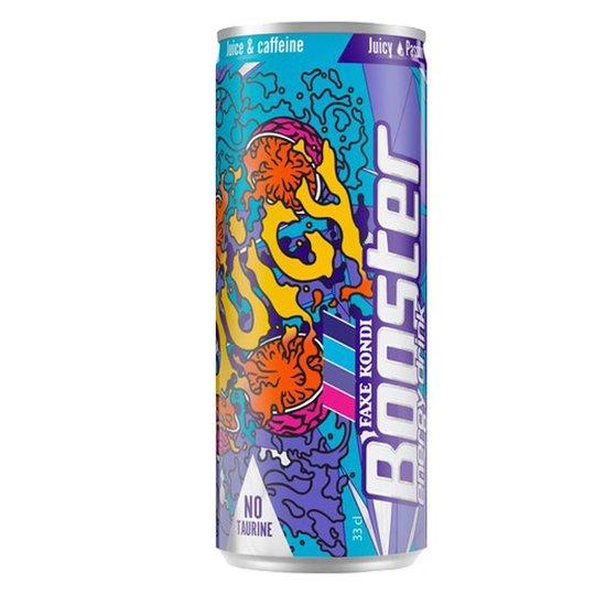 Energiajuoma Juicy Passion - 11% alennus
