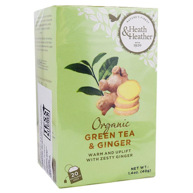 """Grönt Te """"Ginger"""" 20-pack - 42% rabatt"""