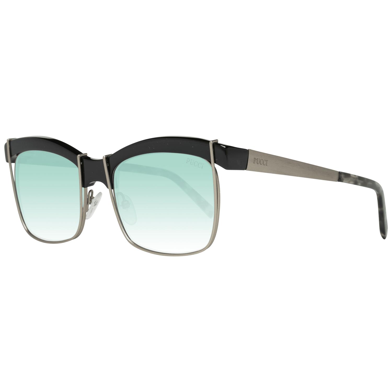 Emilio Pucci Women's Sunglasses Gold EP0058 5601W