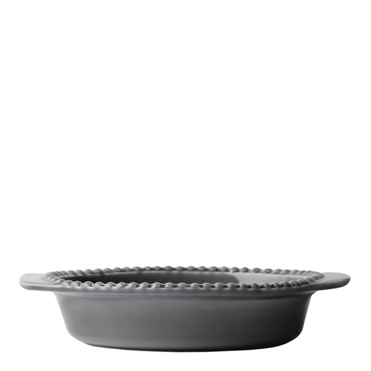 PotteryJo - Daria Ugnsform 26 cm Clean gray