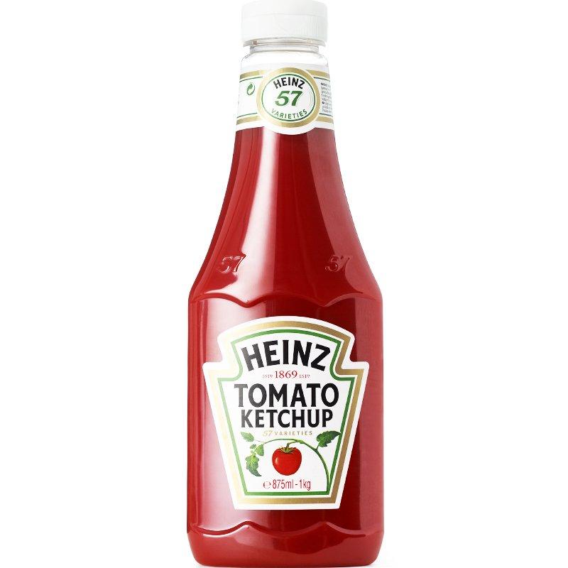 Ketchup - 17% rabatt