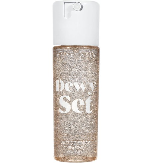 Dewy Set Setting Spray, 100 ml Anastasia Beverly Hills Meikinkiinnityssuihke