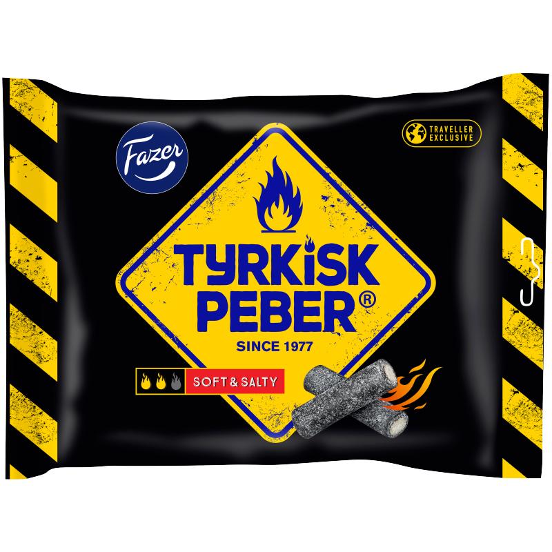 Tyrkisk Peber Soft & Salty - 38% alennus