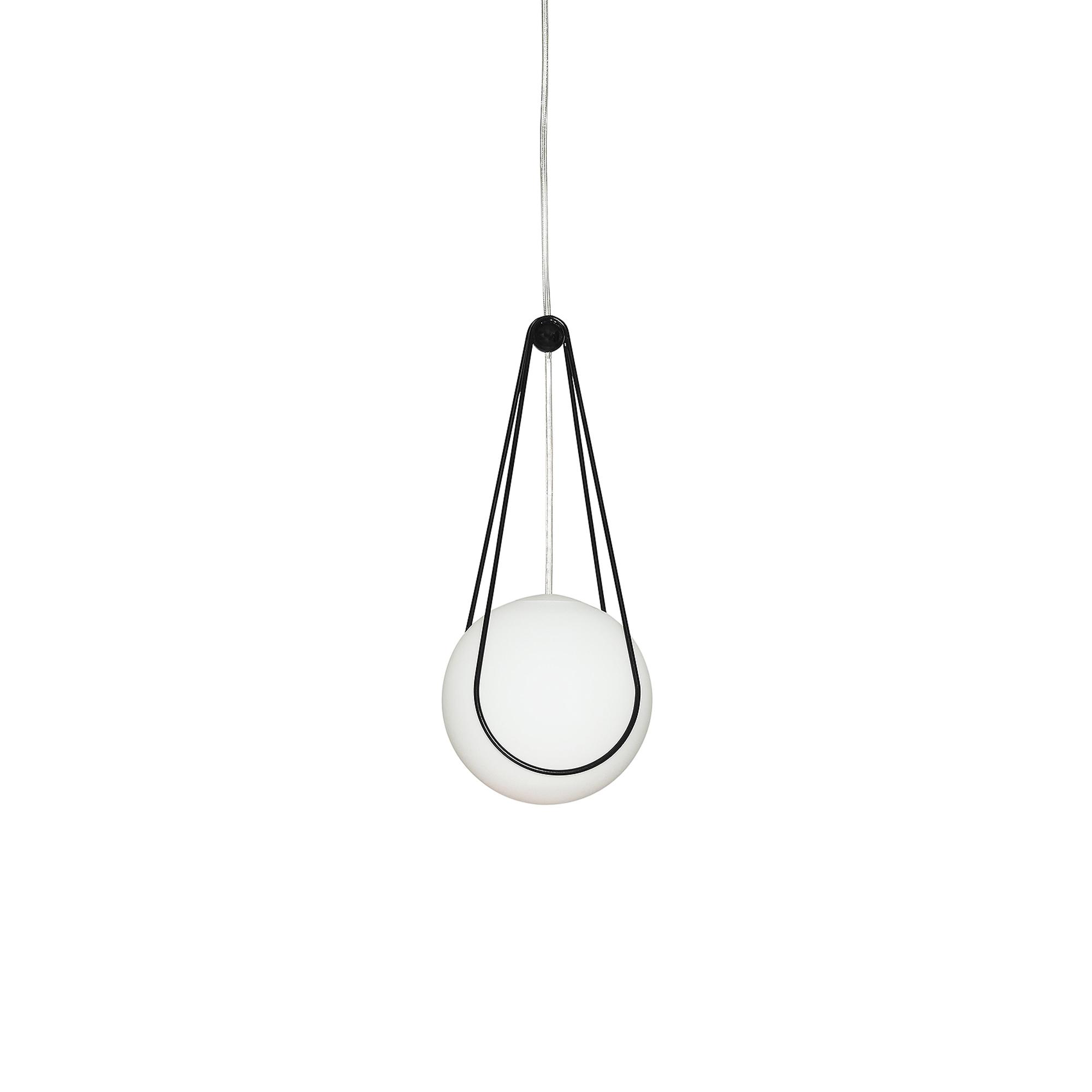 Design House Stockholm Lamphållare Kosmos 160mm svart