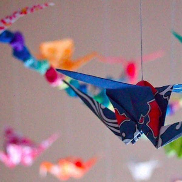 Zoom: Become an Origami Master