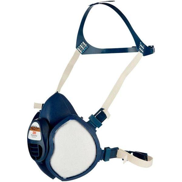3M 4251+ Halvmaske FFA1P2 R D-filter