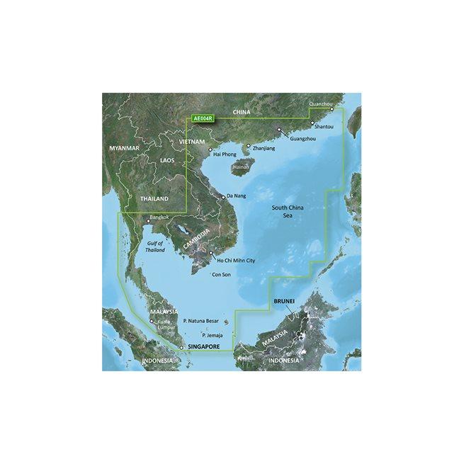Garmin South China Sea Garmin microSD™/SD™ card: HXAE004R