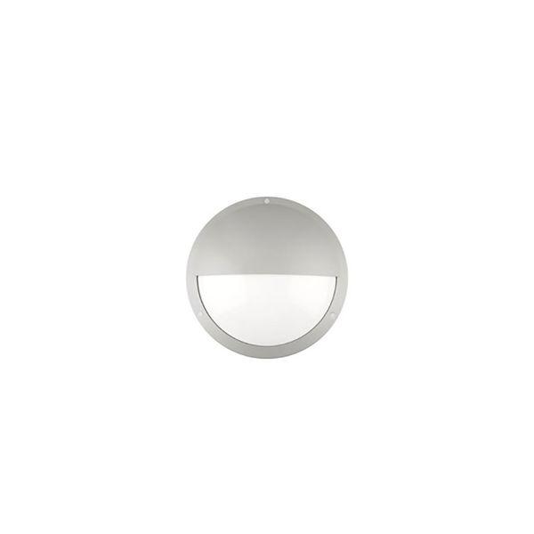 Hide-a-Lite Moon Public Eye Seinävalaisin 3000/4000K, 16W, IP65, IK10 Harmaa, 590 lm
