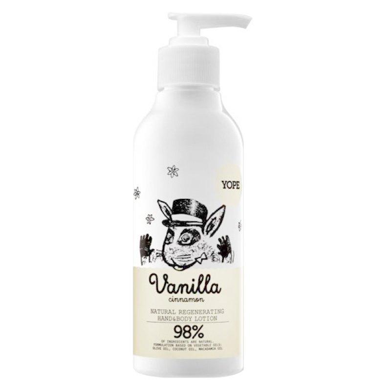 Body Lotion Vanilja & Kaneli - 50% alennus