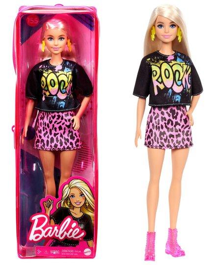 Barbie Fashionistas Dukke 155