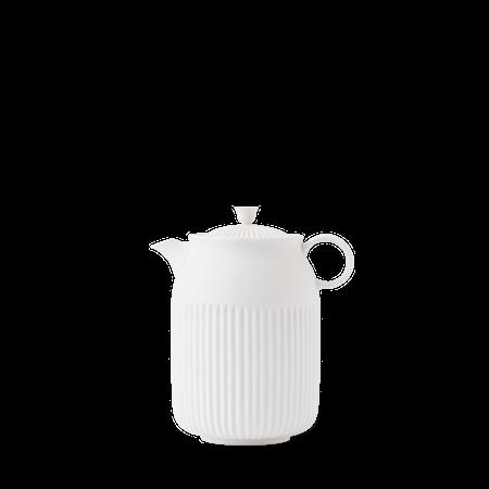 Tsè Tekanne 1,2 l Hvit Porselen