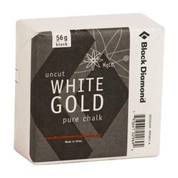 Black Diamond White Gold Pure Chalk