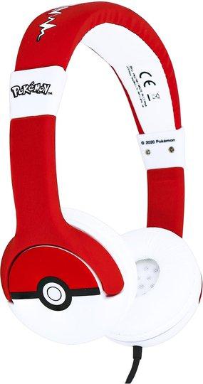 OTL Pokémon Pokéball Høretelefoner