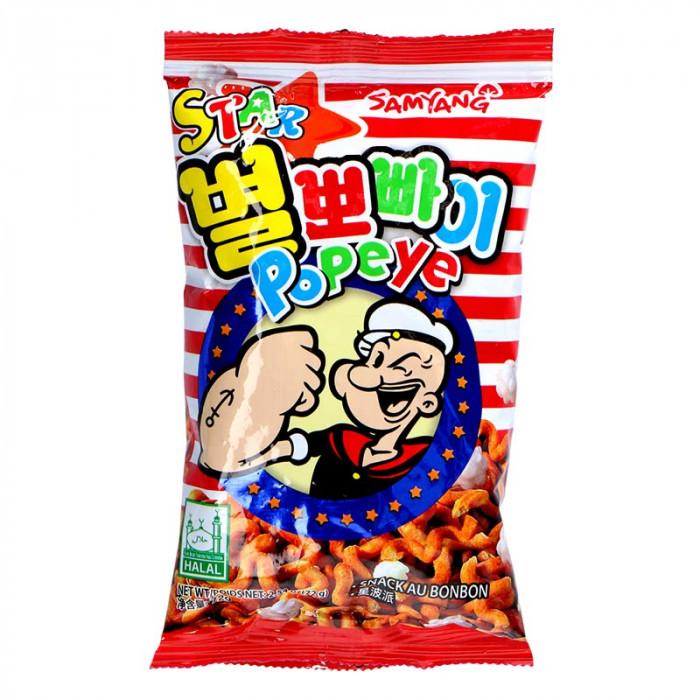 Samyang Snacks Star Popeye 72g